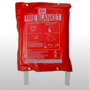 New 1.8x1.8m Fire Blanket