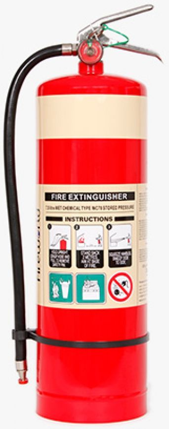 WC Extinguisher