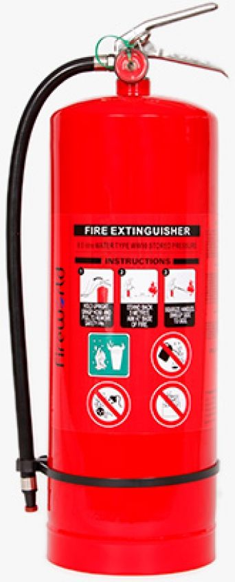 Air Water Extinguisher